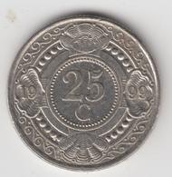 @Y@   Nederlandse Antillen  25 Cent  1999   (4754) - Antilles Neérlandaises
