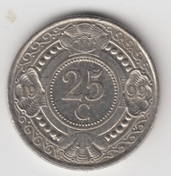 @Y@   Nederlandse Antillen  25 Cent  1999   (4754) - Nederlandse Antillen
