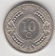 @Y@   Nederlandse Antillen  10   Cent   2008   (4753) - Antillen (Niederländische)