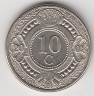 @Y@   Nederlandse Antillen  10   Cent   2008   (4753) - Nederlandse Antillen