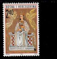 CEPT Berühmte Frauen / Famous Women Bosnien Und Herzegowina (Mostar) 28 Y  ** Postfrisch, MNH, Neuf - Europa-CEPT