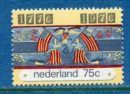 Pays Bas - YT N° 1047 - Neuf Sans Charnière - 1976 - Period 1949-1980 (Juliana)