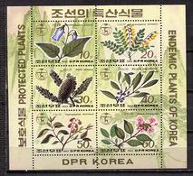 North Korea 1993 Corea / Flowers & Plants MNH Flores Y Plantas Blumen / Cu0200  33-49 - Sin Clasificación