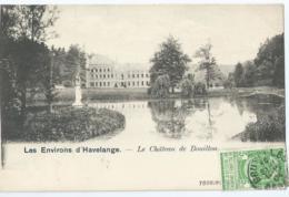 Les Environs D'Havelange - Le Château De Bouillon - 1904 - Havelange