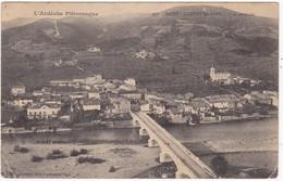07 : SAINT-LAURENT-du-PAPE : Vue Générale - Autres Communes