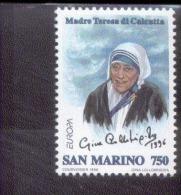 CEPT Berühmte Frauen / Famous Women San Marino 1650  ** Postfrisch, MNH, Neuf - Europa-CEPT