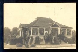USA - Davenport IA, Pavilion Central Park / Photo By Geo G. Brown / Postcard Circulated - Davenport