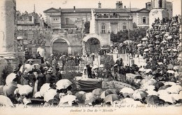 Arles Fête Mistral Festo Vierginenco - Arles