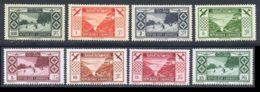 Grand Liban PA 1936 Yvert 49 / 56 * TB Charniere(s) - Gross-Libanon (1924-1945)