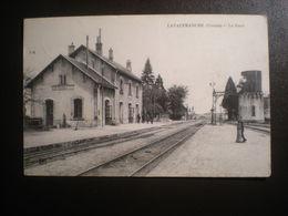 Lavaufranche La Gare - France