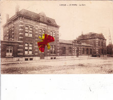 VIRTON - Saint Mard - La Gare - Carte Circulé En 1926 - Virton