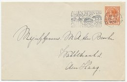 Cover / Postmark Netherlands 1936 Traffic Safety - Bicycle - Truck - Motor Cycle - Verkehr & Transport