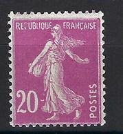 France - N° 190 ** - Variété : Sans Le C De Centime - Variétés Et Curiosités