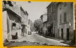 10061 - Saint-Cyr Sur Mer Rue De La République Voiture - Saint-Cyr-sur-Mer