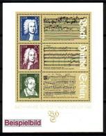 DDR Block 81 Postfrisch ** (K1) - Blocks & Kleinbögen