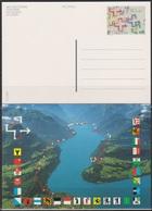 Schweiz Ganzsache1991 Nr.P 249 Ungebraucht 700Jahre Schweizer Eidgenossenschaft (PK177)günstige Versandkosten - Stamped Stationery