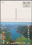 Schweiz Ganzsache1991 Nr.P 248 Ungebraucht 700Jahre Schweizer Eidgenossenschaft (PK178)günstige Versandkosten - Stamped Stationery