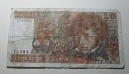 1975 - France - 10 FRANCS, Berlioz, H.7-8-1975.H. P.216  11594 - 1962-1997 ''Francs''