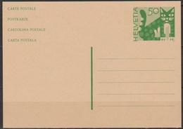 Schweiz Ganzsache1991 Nr.P 250 Ungebraucht Stilisierte Katze (PK181)günstige Versandkosten - Stamped Stationery
