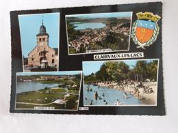 CARTE POSTALE - NEUVE- CLAIRVAUX LES LACS - - Clairvaux Les Lacs