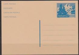 Schweiz Ganzsache1991 Nr.P 251 Ungebraucht Lake De Tanay (PK182)günstige Versandkosten - Stamped Stationery