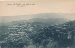 2a.911. Monte ASOLONE Visto Dalla Strada Del Grappa - Unclassified