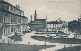 2a.915. THIENE - Vicenza - Piazza Del Municipio - Otras Ciudades