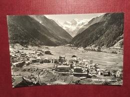 Cartolina Panorama - Cogne - 1952 - Italy