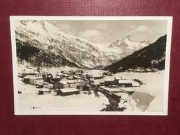 Cartolina La Thuile Ed I Suoi Campi Di Sci - 1927 - Italy