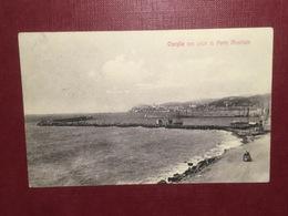 Cartolina Oneglia Con Vista Di Porto Maurizio - 1916 - Imperia