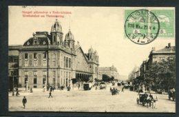 HONGRIE - Westbahnhof Am Theresienring - Attelage - Hongrie