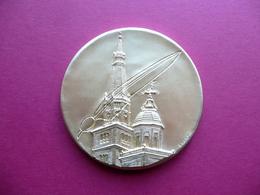 Medaglia Ufficiale Associazione Nazionale Alpini 51° Adunata Modena 1978 Varisco - Jetons En Medailles
