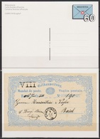 Schweiz Ganzsache1994 Nr.P 253 Ungebraucht Stilisierter Umschlag (PK183)günstige Versandkosten - Stamped Stationery