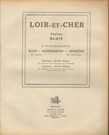 ANNUAIRE - 41 - Département Loir Et Cher - Année 1948 - édition Didot-Bottin - 74 Pages - Telefonbücher