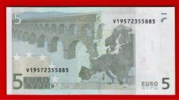 5 EURO ESPANHA - SPAIN - ESPAÑA - M015 C6 - Trichet - M015 C6 - UNC - NEUF - FDS - 5 Euro