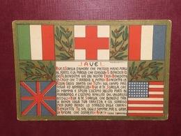 Cartolina Lega Nazionale Delle Seminatrici Di Coraggio - 1920 Ca. - Pubblicitari