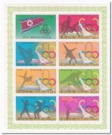 Noord Korea 1976, Postfris MNH, Olympic Games ( See Also Scan Backsite ) - Korea (Noord)