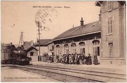 NEUVES-MAISONS - La Gare - Neuves Maisons