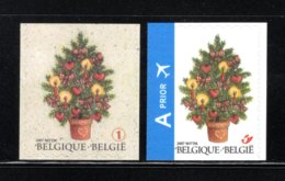 3734/3735 MNH 2007 - Kerstmis. - Belgique