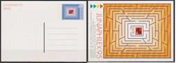Schweiz Ganzsache1994 Nr.P 255 Ungebraucht .Stilisierter Irrgarten (PK187)günstige Versandkosten - Stamped Stationery