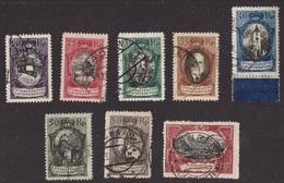 Liechtenstein, Serie Del 1921 Usata           -CM00 - Liechtenstein