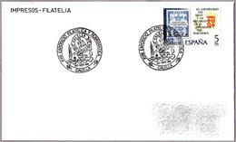 MATASELLOS PREFILATELICO - PREPHILATELIC POSTMARK. Calella 1984 - Correo Postal