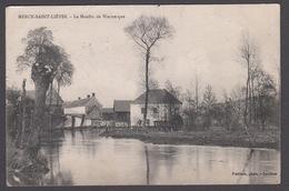 CPA 62 -  MERCK SAINT LIEVIN, Le Moulin De Warnecque - France