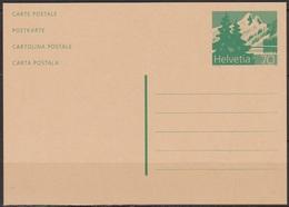 Schweiz Ganzsache1991 Nr.P 252 Ungebraucht  Lac De Tanay (PK189)günstige Versandkosten - Stamped Stationery