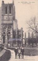 D 62 - Saint Omer - Tour Ruines Et Jardin St Bertin - Saint Omer