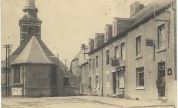 MARIEMBOURG : Rue De La Gare - Ets. E. Walrand - RARE CPA - Cachet De La Poste 1934 - Couvin