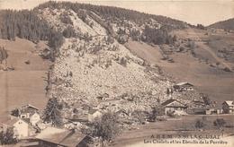LA CLUSAZ - Les Chalets Et Les éboulis De La Perrière - La Clusaz