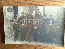 Carte Postale Augerolles Rare Classe 1920 - Autres Communes