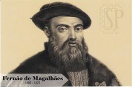Fernão Magalhães Famous People Explorer Célébrité Explorateur Personlichkeiten Erforsher Exploratori - Historische Persönlichkeiten