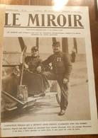 Le Miroir. N°40. 30 Août 1914. L'Aviateur Pégoud. Les étrangers Contre L'Allemagne Et L'Autriche. - 1900 - 1949